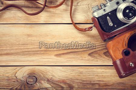 gamle kamera