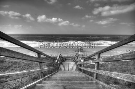 strand seaside stranden kysten lang eksponeringstid