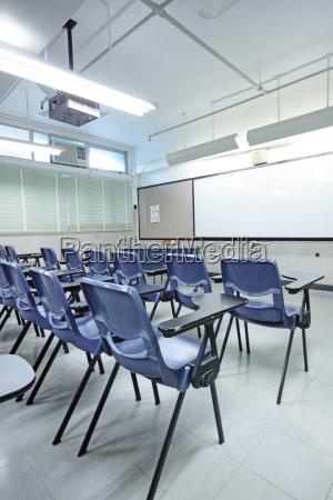 tomt klassevaerelse