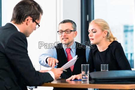business interview til anvendelse