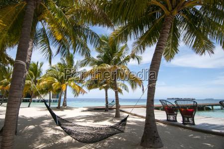 maldiverne strand