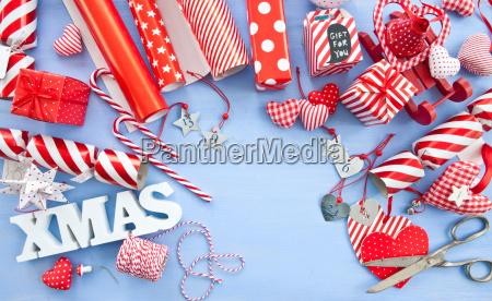 gaver emballage til jul