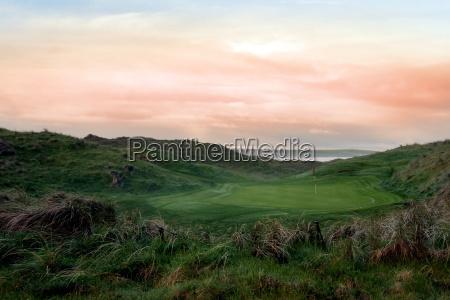 sport irland spille golf tomgang graesplaene