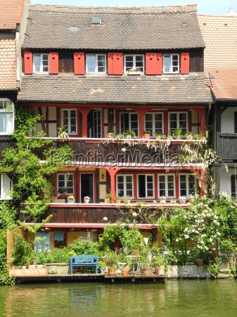 hus i lille venedig bamberg