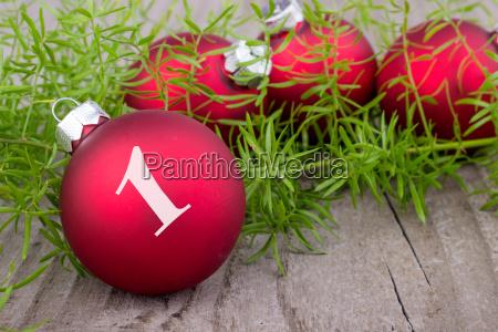 tavle vinter trae advent en juletid