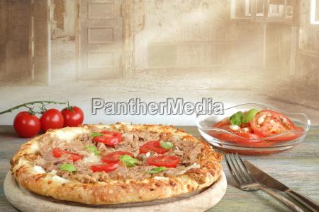 pizza tun