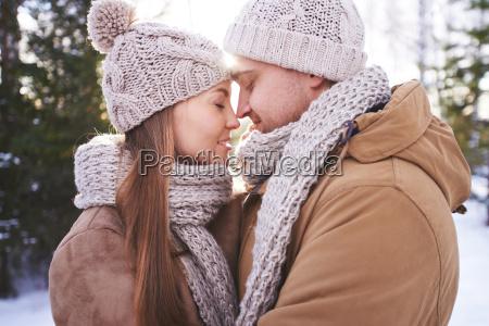 kvinde mennesker folk personer mand vinter