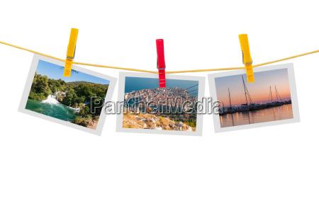 tre billeder af kroatien pa torresnoren