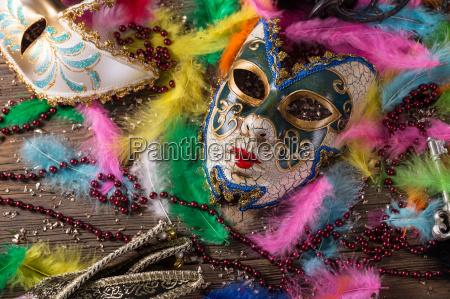 karneval fastnacht maske