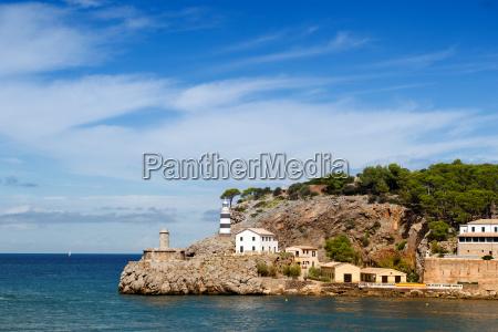 historisk mallorca sommer sommerlig spanien havn