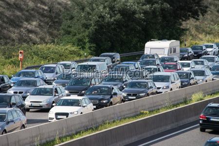 biltrafik pa motorveje i erhvervs og