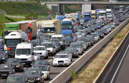highway overbelastning
