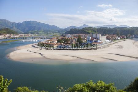 strand seaside stranden kysten spanien landskab