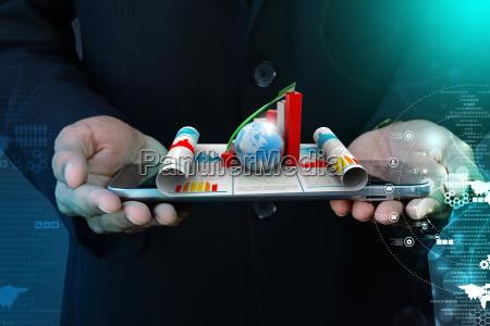 profil bla glas baeger drikkeglas kontor