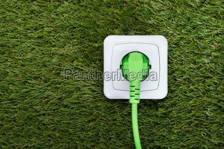 green plug in outlet pa graes