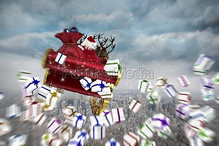 by ferie julemanden julemand fest hojtidelighed