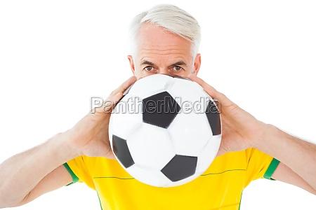 fritlagt bold mandlig maskulin viril ansigt