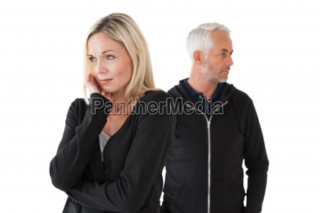 modne par har problemer i parforholdet