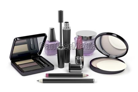 makeup og kosmetiske saet