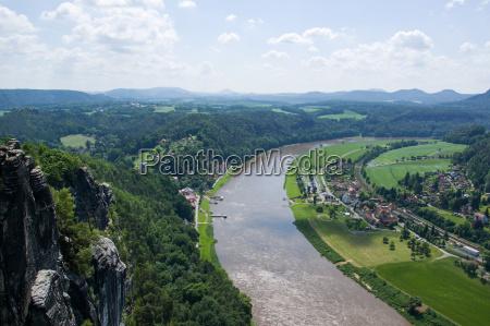 elbsandsteingebirge sachsen tyskland