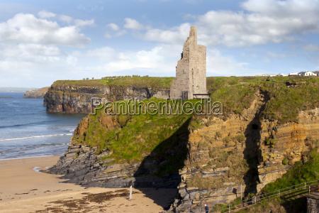 bla tarn sten turisme ansigt strand