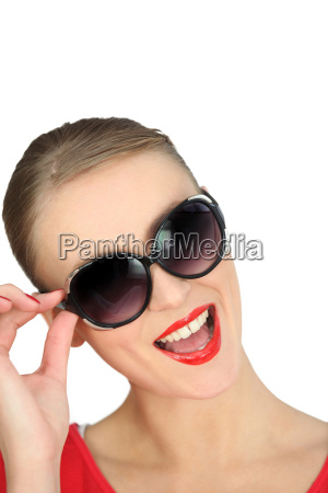 blonde ifort solbriller