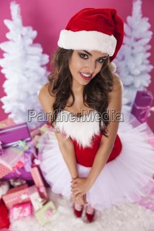virkelig jeg leverede alle julegaver