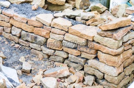 sten vaeg tor vaeg sandsten