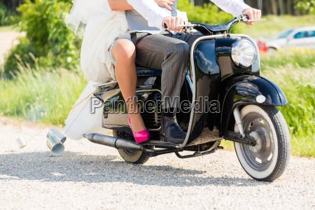 kvinde ben kore vise romantisk bryllup