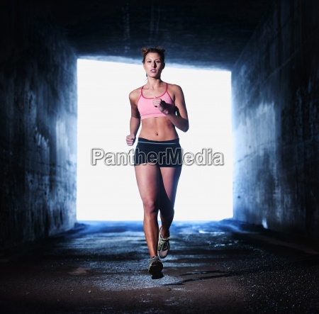 usa horisontal udendore udendors jogging fotografi