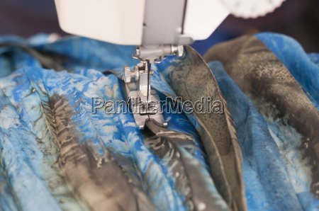 bla mode tekstilindustrien silke tekstiler