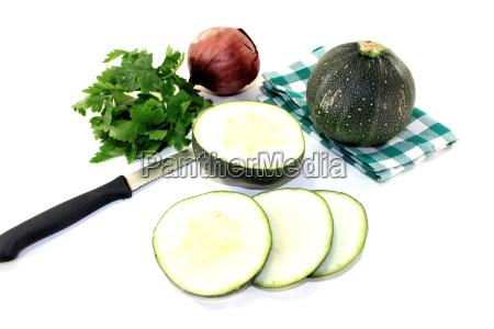 runde ra zucchini