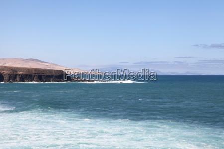atlanterhavet, saltvand, havet, ocean, vand, kanariske øer - 14156091