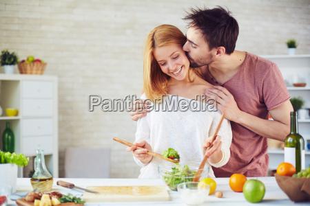 kuss und kochen