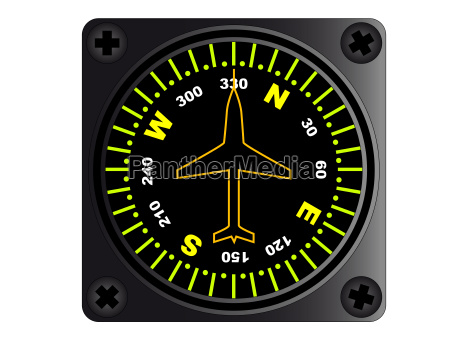 fly kompas