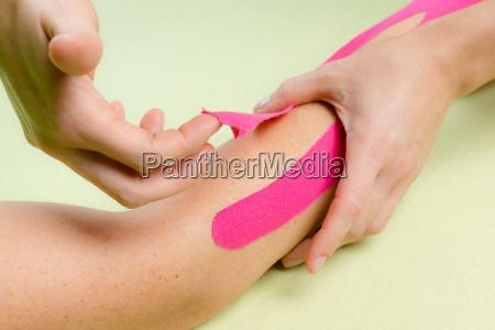 sundhed muskler stick stikning terapi opbygning