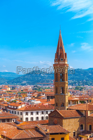 tower in florence italy