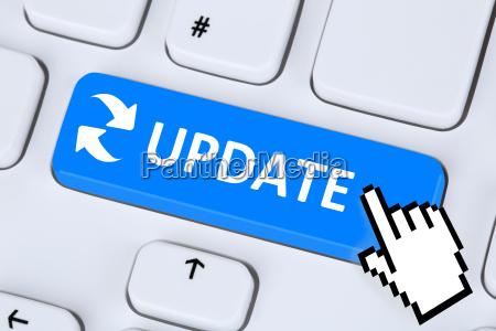opdatering computer softwareopdatering beskyttelse mod virus