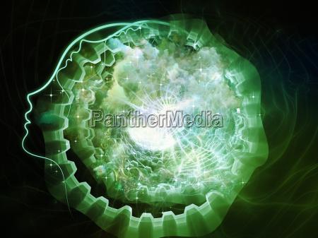 udfoldning af inner geometri
