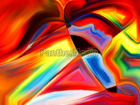 metaforiske sacred hues