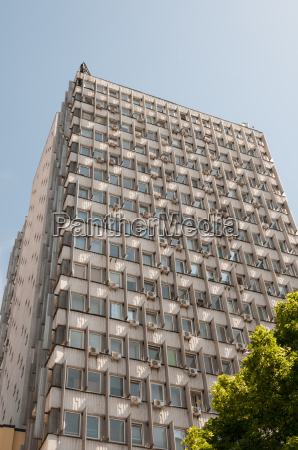 hus hojhus etageejendom bygning kontorbygning kontorhus