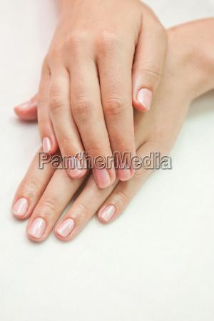 kvinde negle