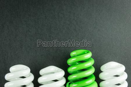 energibesparende paerer forretnings begreb om differentiering