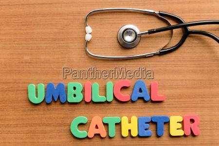 umbilical kateter
