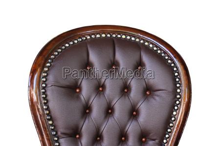 brun vinhost laeder saede siddeplads rusmiddel