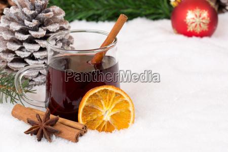 glogg i julen vinteren drikke alkohol
