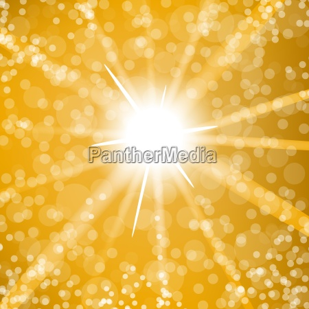 verano sol rafaga fondo sol caliente