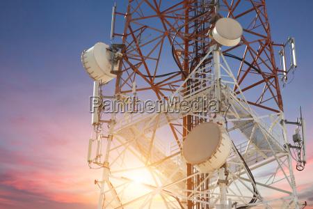 telecom satellit fad tarn telekommunikation meddelelse