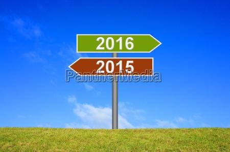 vejsignaldrejning i aret 2015 2016