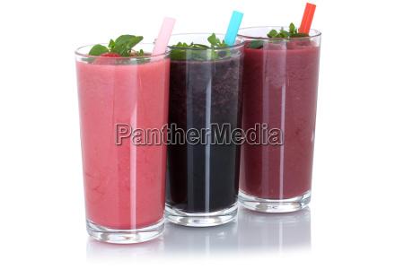 smoothie juice med frugt milkshake frugtjuice